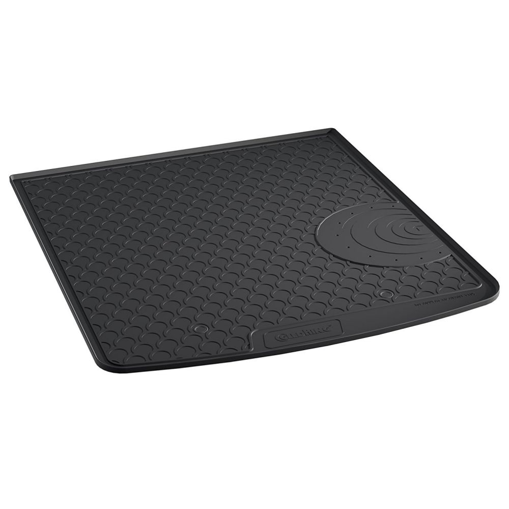 Tailored Black Boot Liner to fit Audi A6 (C7) Avant 2012 - 2018