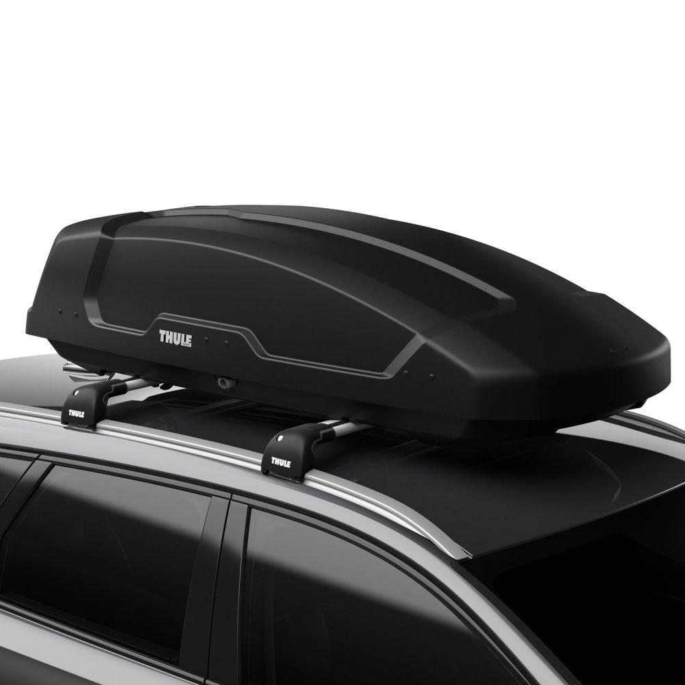 Force XT M 400L Black AeroSkin Roof Box