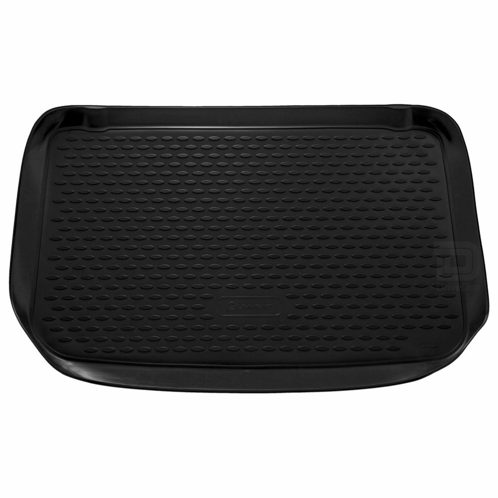 Tailored Black Boot Liner to fit Renault Clio Hatchback Mk.4 2013 - 2019