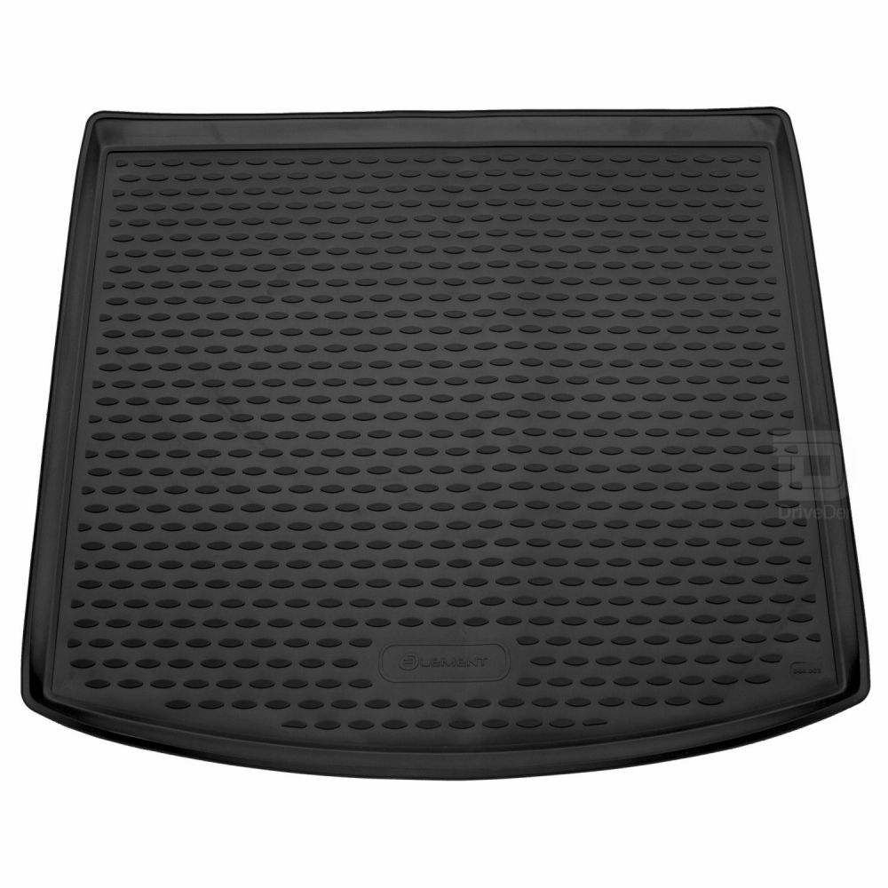 Tailored Black Boot Liner to fit Seat Leon ST Mk.3 Estate (with Lowered Boot Floor) 2014 - 2020