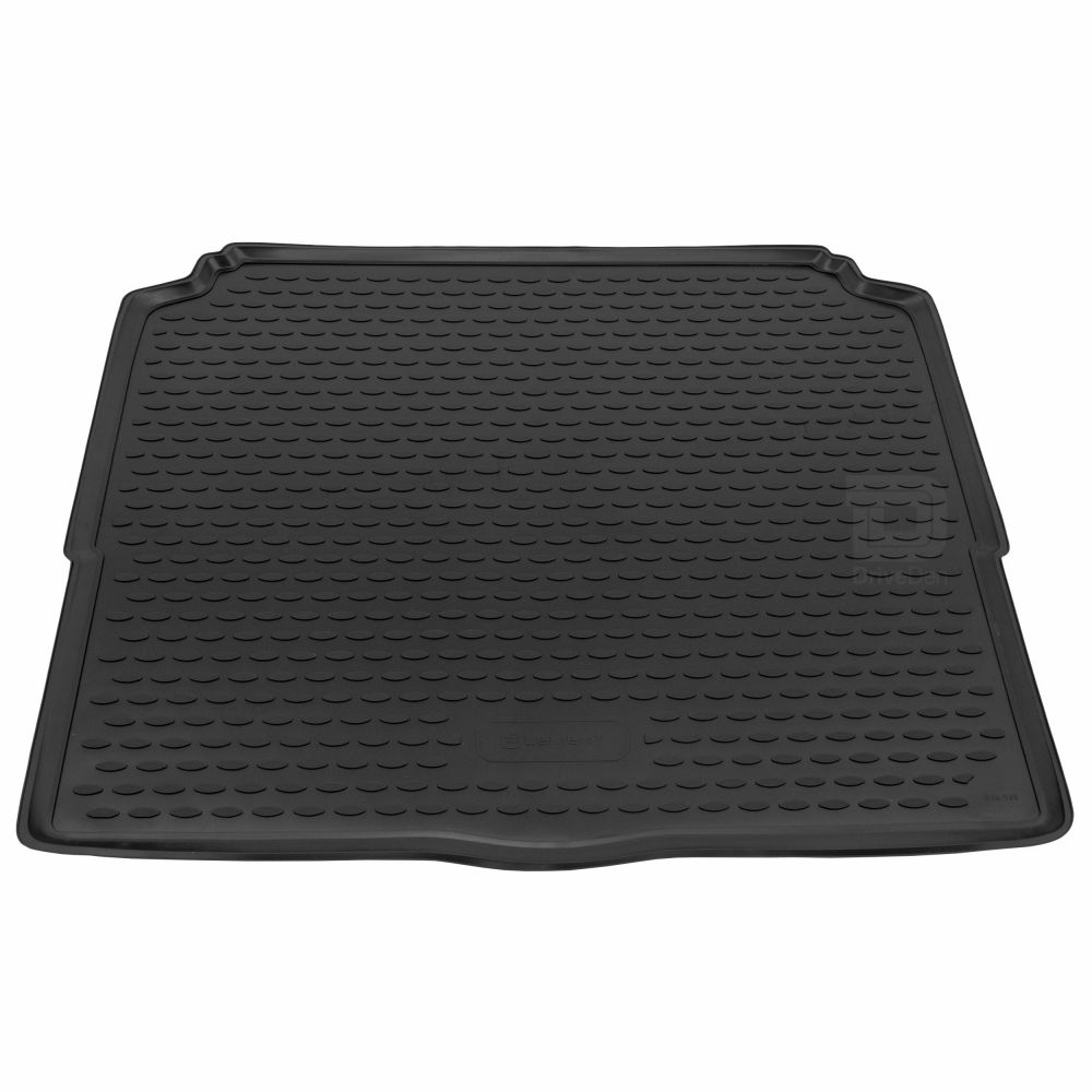 Tailored Black Boot Liner to fit Peugeot 3008 (with Lowered Boot Floor) 2017 - 2020