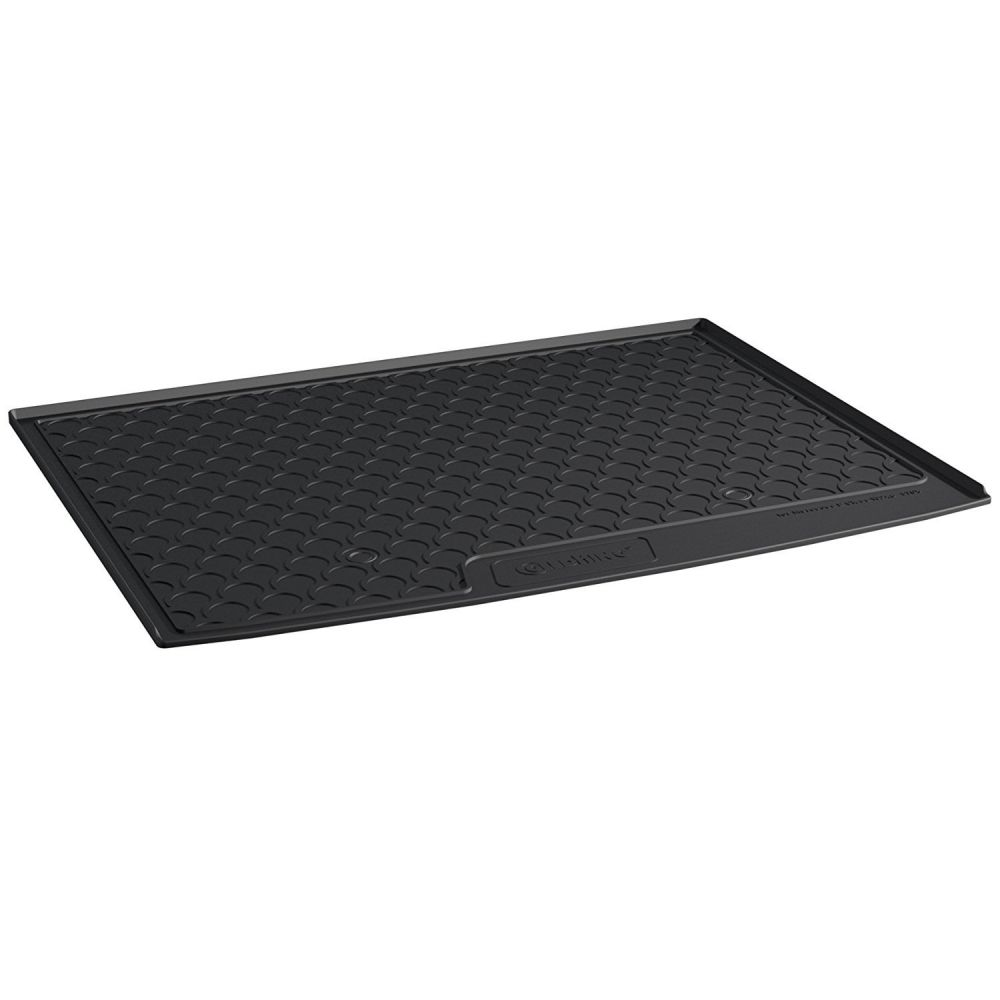 Tailored Black Boot Liner to fit Mercedes B Class (W246) (with Raised Boot Floor) 2011 - 2018