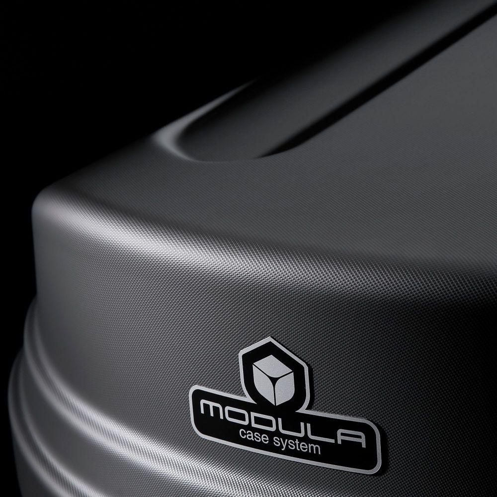 Wego 500L Textured Matte Grey Roof Box