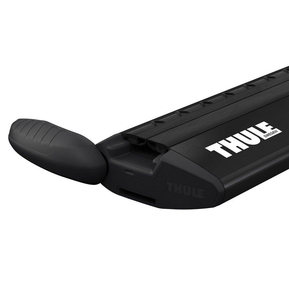 WingBar Evo Black Roof Bars - Options Available