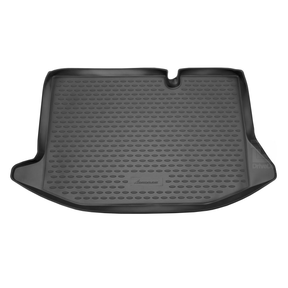 Tailored Black Boot Liner to fit Ford Fiesta Mk.7 (Facelift) 2013 - 2017