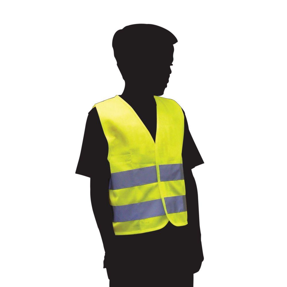 Hi Visibility Reflective Vest - Child