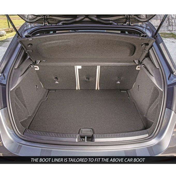 Tailored Black Boot Liner to fit Mercedes A Class Hatchback (W177) 2018 - 2020
