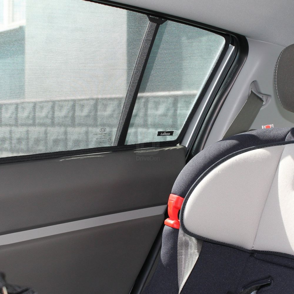 Tailored Car Sun Shades to fit Volkswagen Touran Mk.1 (Facelift) 2006 - 2015