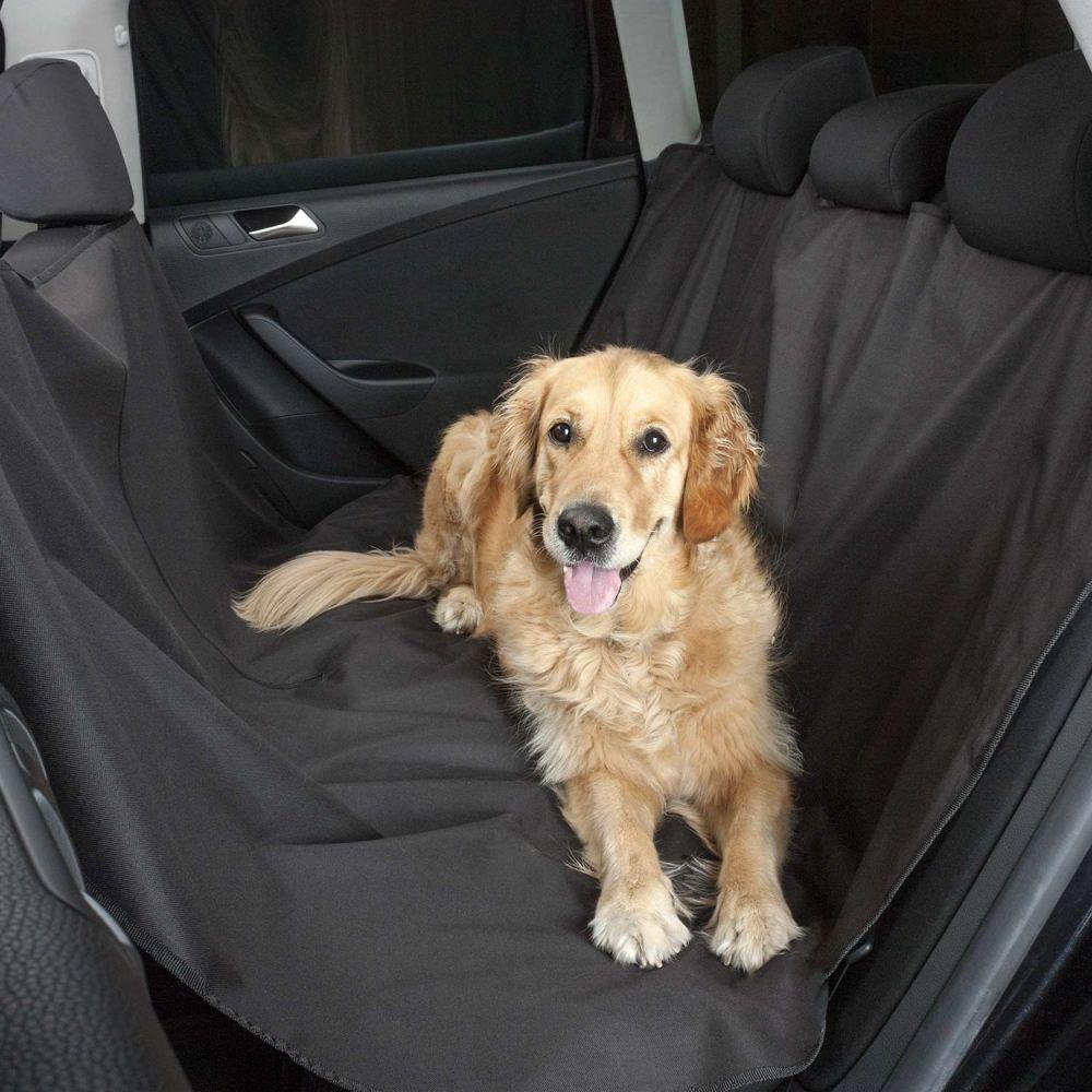 Nero Dog Blanket Rear Seat Protector