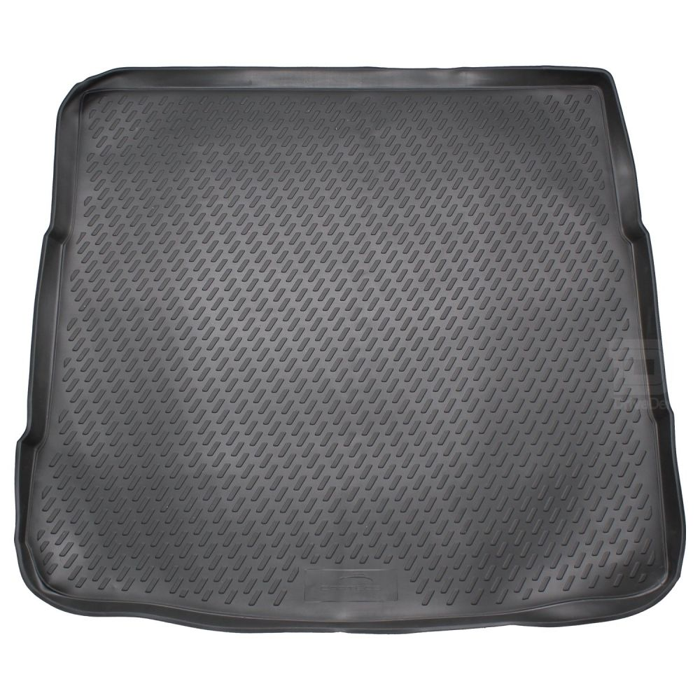 Tailored Black Boot Liner to fit Vauxhall Insignia Saloon (with Raised Boot Floor) 2008 - 2017