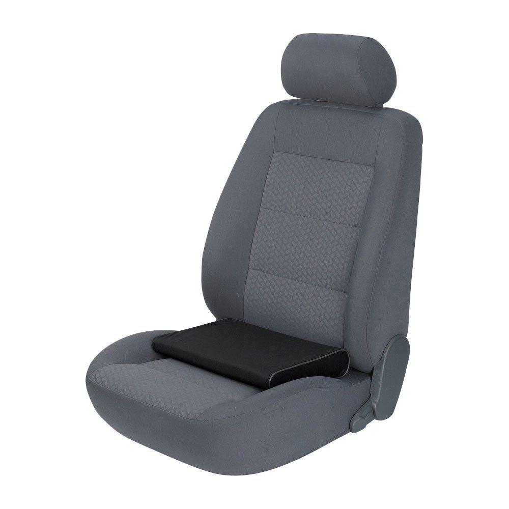 Ergonomic Black Car Seat Cushion
