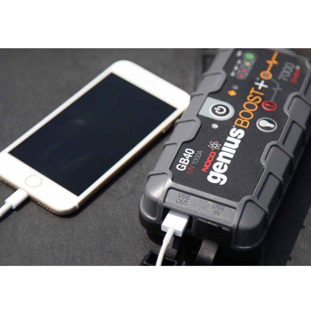 Boost Plus GB40 1000A Lithium Jump Starter