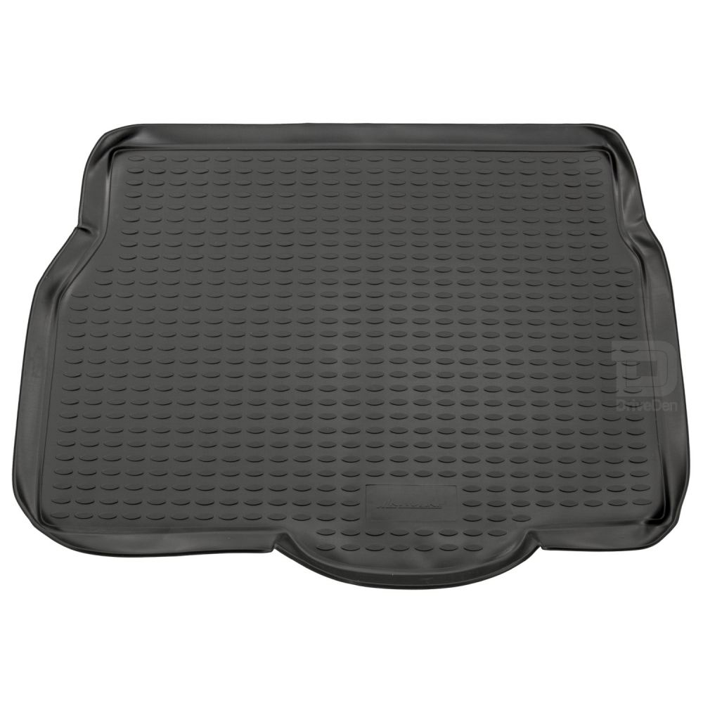Tailored Black Boot Liner to fit Vauxhall Astra (H) (3 Door) Hatchback 2004 - 2010