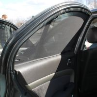 Tailored Car Sun Shades to fit Nissan Juke Mk.1 2010 - 2019