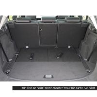 Tailored Black Boot Liner to fit Land Rover Discovery Sport (without Adaptive Mounting System) 2014 - 2020