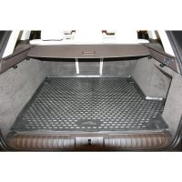 Tailored Black Boot Liner to fit Land Rover Range Rover Sport (without Adaptive Mounting System) 2013 - 2020