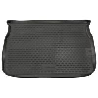 Tailored Black Boot Liner to fit Peugeot 208 2013 - 2018
