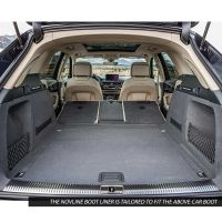 Tailored Black Boot Liner to fit Audi A4 Avant & A4 Allroad (B9) 2016 - 2020