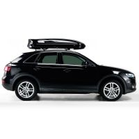Wego 450L Gloss Black Roof Box