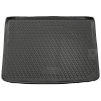 Tailored Black Boot Liner to fit Jeep Renegade (with Raised Boot Floor) 2015 - 2020