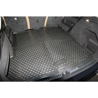 Tailored Black Boot Liner to fit Volvo XC90 Mk.2 (Long Mat) 2015 - 2020