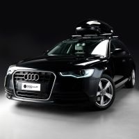 Travel Easy 460L Gloss Black Roof Box