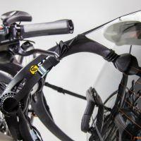 Bones EX 2 Rear Mount 2 Bike Carrier - Black