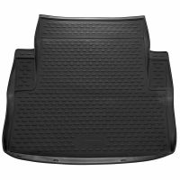 Tailored Black Boot Liner to fit BMW 3 Series (E90) Saloon 2006 - 2012